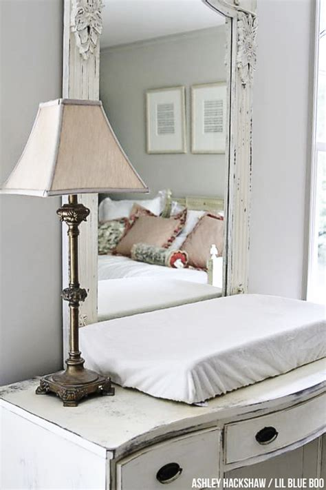 Restoration Hardware Changing Table Neutral Nursery Decor Ideas Restoration Hardware Inspired
