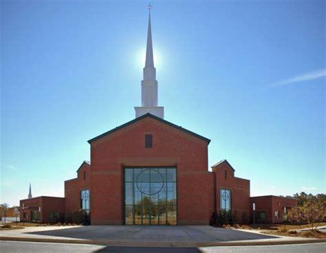 Exceptional Baptist Churches In Warner Robins Ga #3: Byron_Baptist_Church.jpg