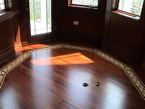 custom tile wood flooring refinishing trim work marble