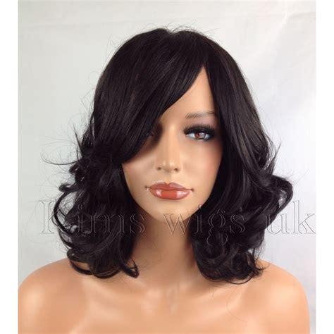 Hair Clip Big Layer Curly Hairclip Black Brown Hairclip Wig Rambut womens fashion hair wig curly black