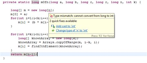 visitor pattern in javascript java create an array of long stack overflow