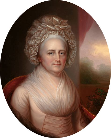 Cabinet Jore by ファイル Martha Washington By Rembrandt Peale C1856 Png