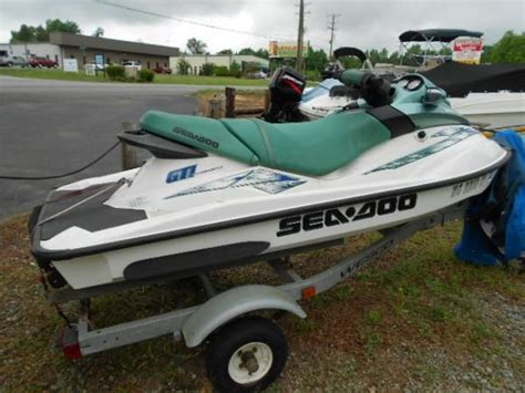 sea doo boats for sale in nc used 2001 sea doo gti denver nc 28037 boattrader