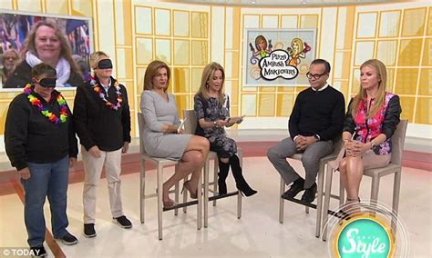 ambush makeovers kathie lee and hoda stylist grandmother undergoes stunning ambush makeover daily