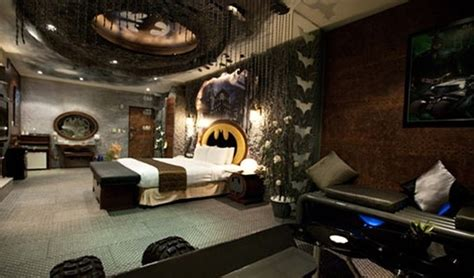 batman bedrooms dark bedroom design with batman themes home design and