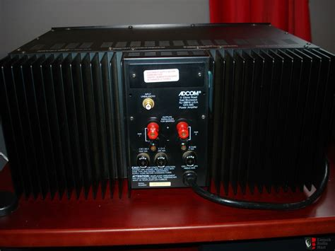 Power Lifier 300 Watt adcom gfa 565 power lifier 300 watts photo 745643 canuck audio mart
