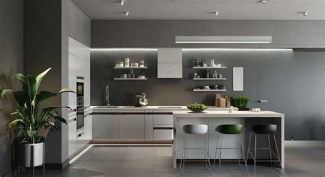 visualize your plan with kitchen design tool modern kitchens cgarchitect professional 3d architectural visualization
