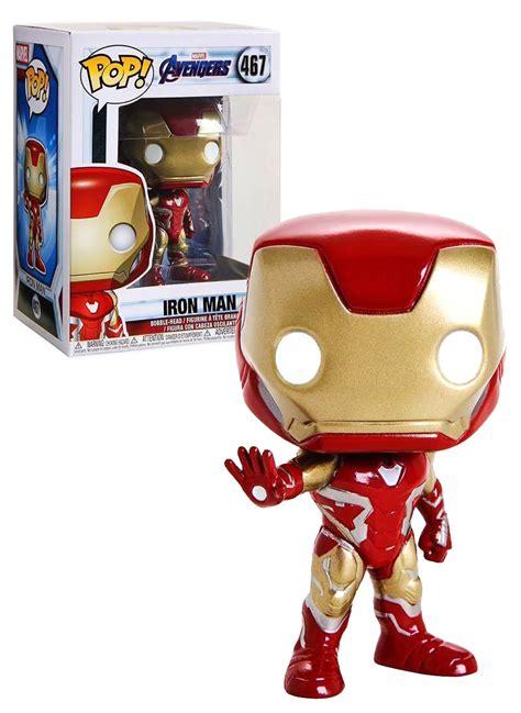 funko pop marvel avengers endgame iron man