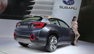 Subaru Crosstrek Turbo 2016 Subaru Crosstrek Turbo Changes Xv Hybrid Concept
