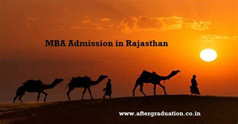 Mba Admission by Mba Admission In Rajasthan 2018 Details For Management