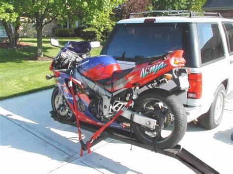 Tire Rack Motorcycle by Sportbike