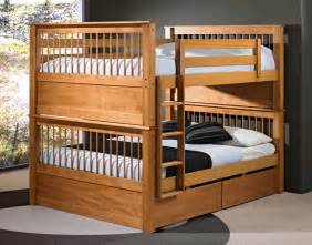 Solid Wood Bunk Bed Loft Beds Feel The Home