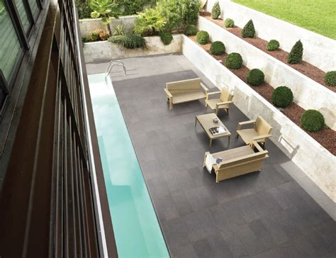 modern patio tiles grey outdoor tile modern exterior brisbane by metro tiles geebung