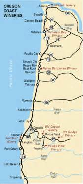 oregon coast wineries guide 2007 2008