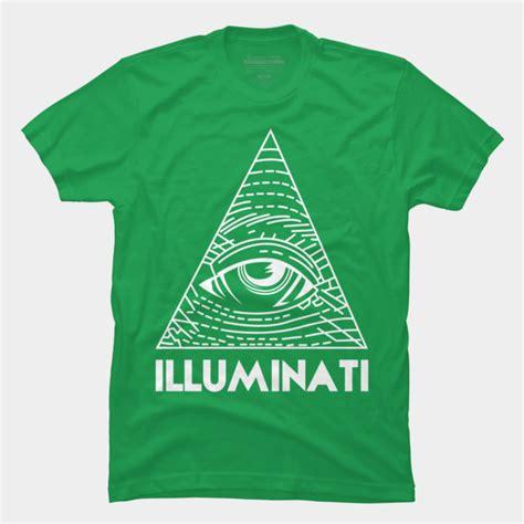 illuminati tshirt illuminati pyramid t shirt by realhopedied design by humans