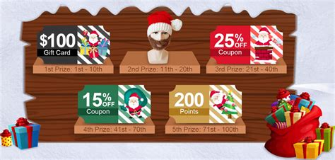 help santa find christmas presents and win 100 gift cards