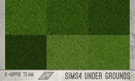 40 grass terrain paints at K hippie » Sims 4 Updates