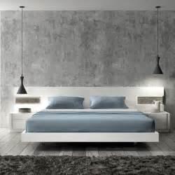 Modern White Bed Frames » Ideas Home Design
