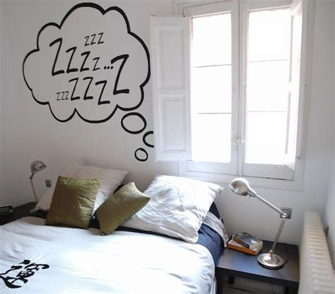 bedroom stickers adding character to your interiors with wall decals