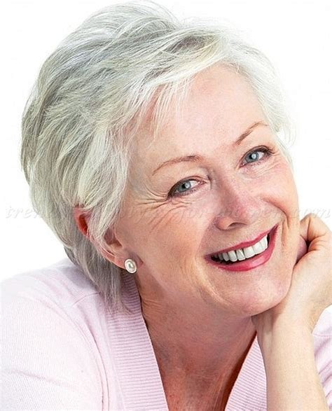 hairstyle for women over 60 with low hairline hairstyle for high forehead and thin hair for women over