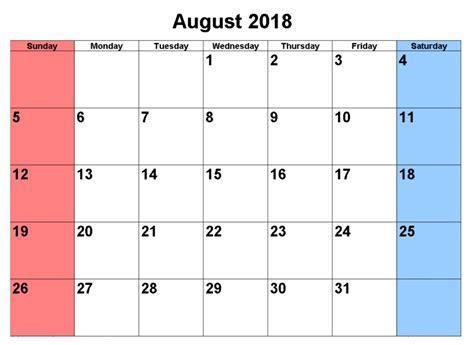printable calendar landscape october 2017 2018 printable monthly calendar calendar 2018