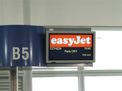 Avis du vol EasyJet Athens ? Paris en Economique