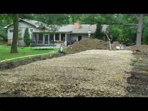 septic system replacement youtube