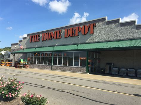 the home depot rochester new york ny localdatabase