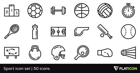 Open Home Plans sport icon set 50 free icons svg eps psd png files