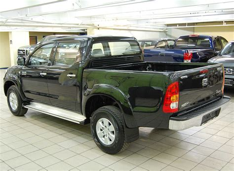 Toyota 2009 For Sale 2009 Toyota Hilux Up For Sale 2982cc Diesel