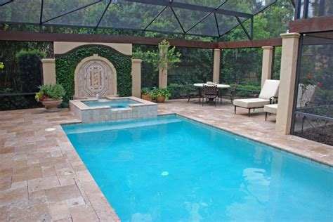 country style pools country style garden traditional pool other
