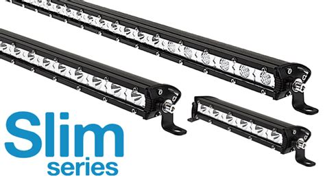 Slim Led Light Bar Slim Led Light Bars Arrived Superbrightleds