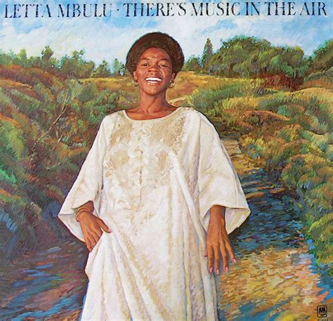 letta mbulu letta mbulu there s in the air vinyl lp album