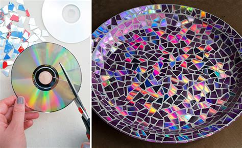 libro bored and brilliant how 21 brilliant diy ideas how to recycle your old cds