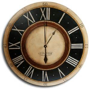 Large Wall Clocks 30in Large Antique Style Big Wall Clock