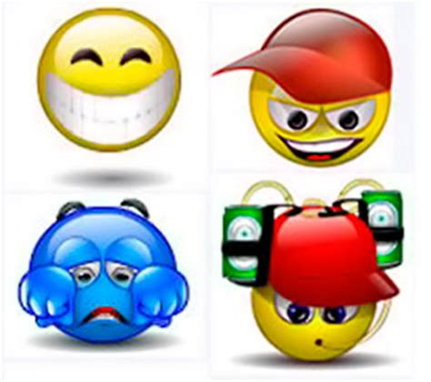 best free emoticons animated smileys gifs clipart best