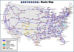 greyhound canada map greyhound canada map