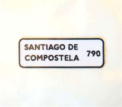 best gifts for the camino de santiago pilgrim 19 best images about camino backpack patches on