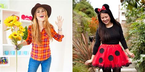 minute halloween costume ideas  clever