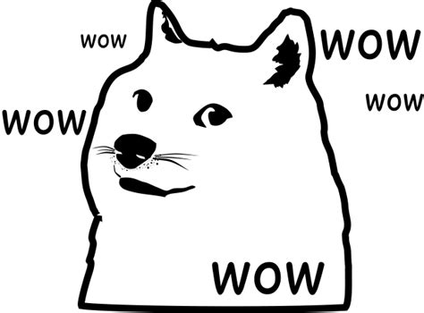 Wow Dog Meme - wow dog meme st simply sts