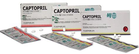 Obat Captopril nama obat hipertensi darah tinggi