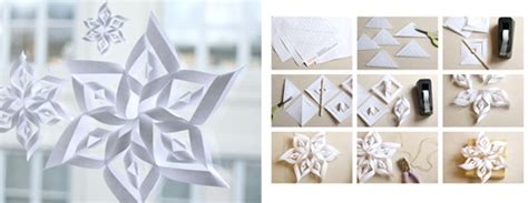 How To Make Snowflake Decorations Out Of Paper - index of images stories 02 decor ideas 01 home decor