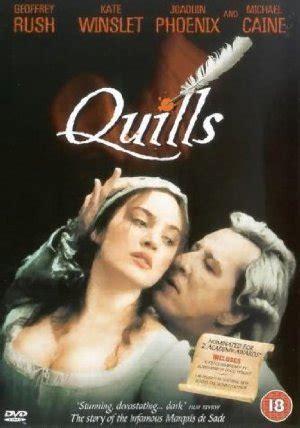 quills movie soundtrack patrick malahide movies filmography contactmusic com