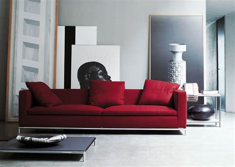 room b furniture b b italia george sofa antonio citterio atomic interiors