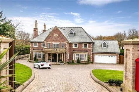 7 bedroom house 7 bedroom detached house for sale in knowsley grange