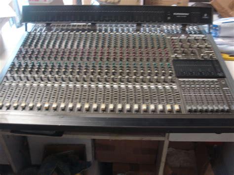 alimentatore usato behringer mx8000 mixer da studio usato alimentatore