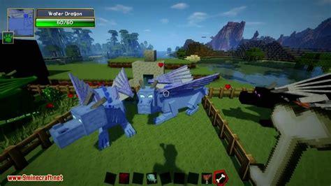 dragon mounts mod  ride tame dragons