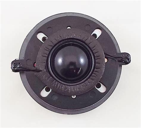 20000 Mega Watts Of Snow Speakers by Mw Audio Mt 1191 1 Inch Dome Tweeter For Kef 104 2 Speaker