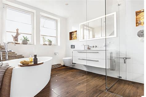 raumsparende badezimmer ideen pflegetipps f 252 r die dusche zuhause wohnen