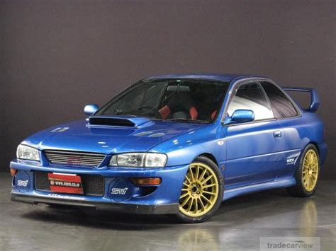 subaru wrx 1997 for sale used subaru impreza wrx sti 1997 for sale japanese used